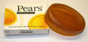 pears baby soap 75g