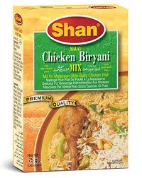 Chicken Biryani Mix