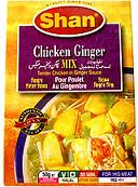 Chicken Ginger Mix