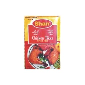 Chicken Tikka BBQ Mix