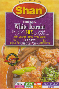 Chicken White Karachi Mix