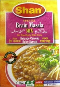 Brain Masala Mix