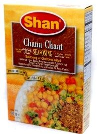 Chana Chat mix
