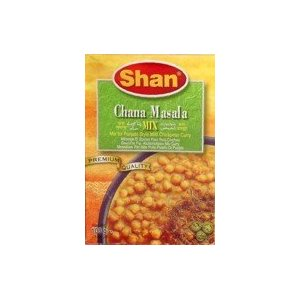 Chana Masala Mix